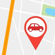 Скачать Find my car - save parking location [Без кеша] на Андроид версия 1.3.0 apk