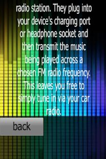 Скачать FM Transmitter Radio for car [Без кеша] на Андроид версия 1.1 apk